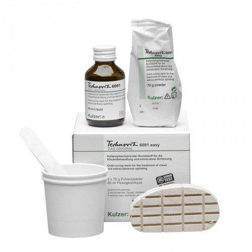Technovit Easy 2 behandelingen