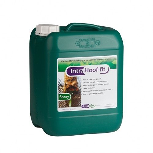 Intra Hoof-fit Spray ready-to-use - 10L. of 20L.