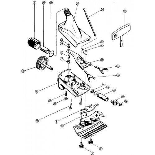 Econom Druklagerbol GT620/203