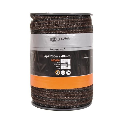 Gallagher PowerLine lint 40mm.