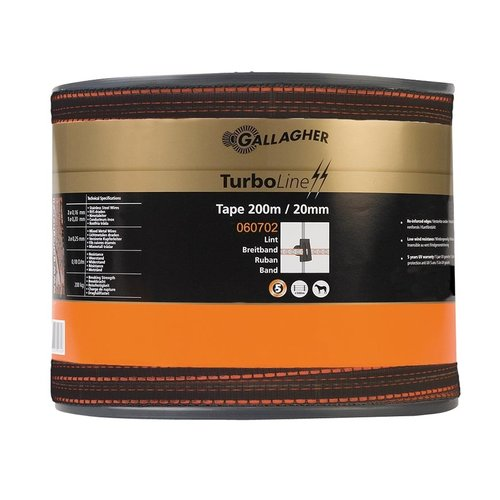 Gallagher TurboLine lint 20mm.