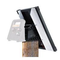 Solarpanel 20W + Bracket