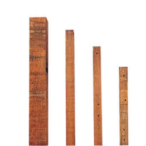 Gallagher Hoekpaal - 250 x 10 x 10cm.