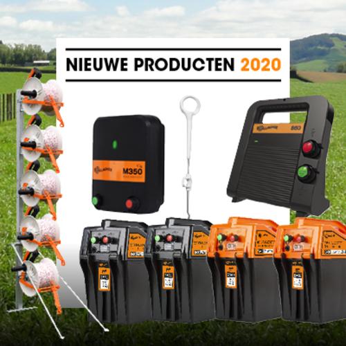 Nieuwe producten 2020