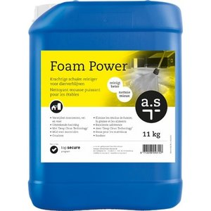 A.S A.S Power Foam