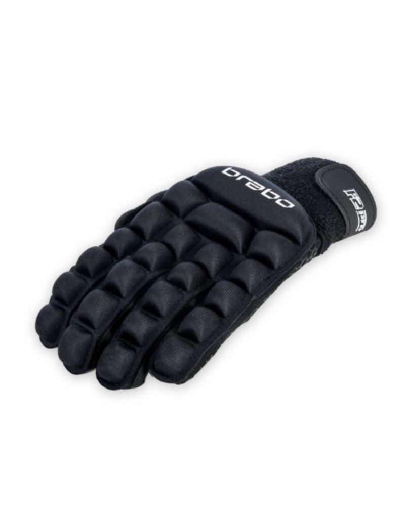 Brabo Indoor Glove F2.1 Pro Left Hand Black Zaalhandschoen