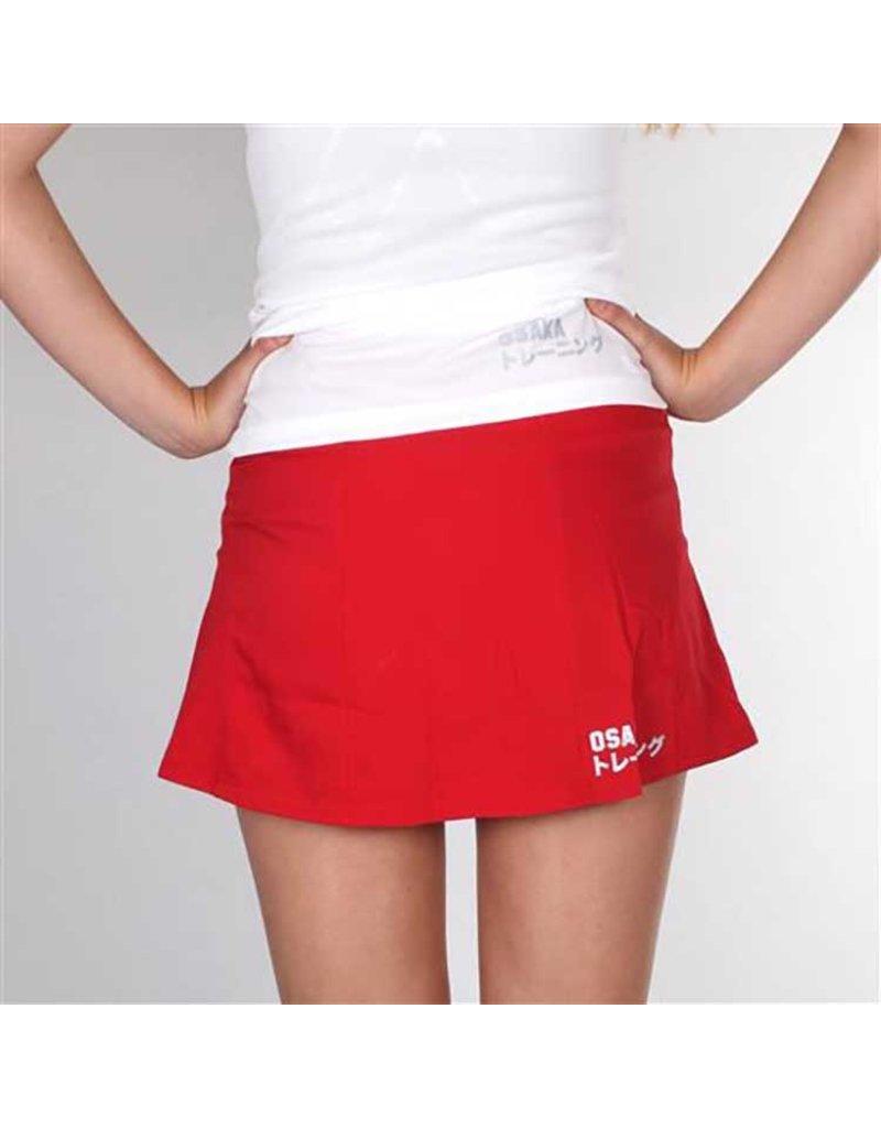 Osaka Women Training Skort Red