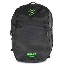 Osaka Packable Backpack Black