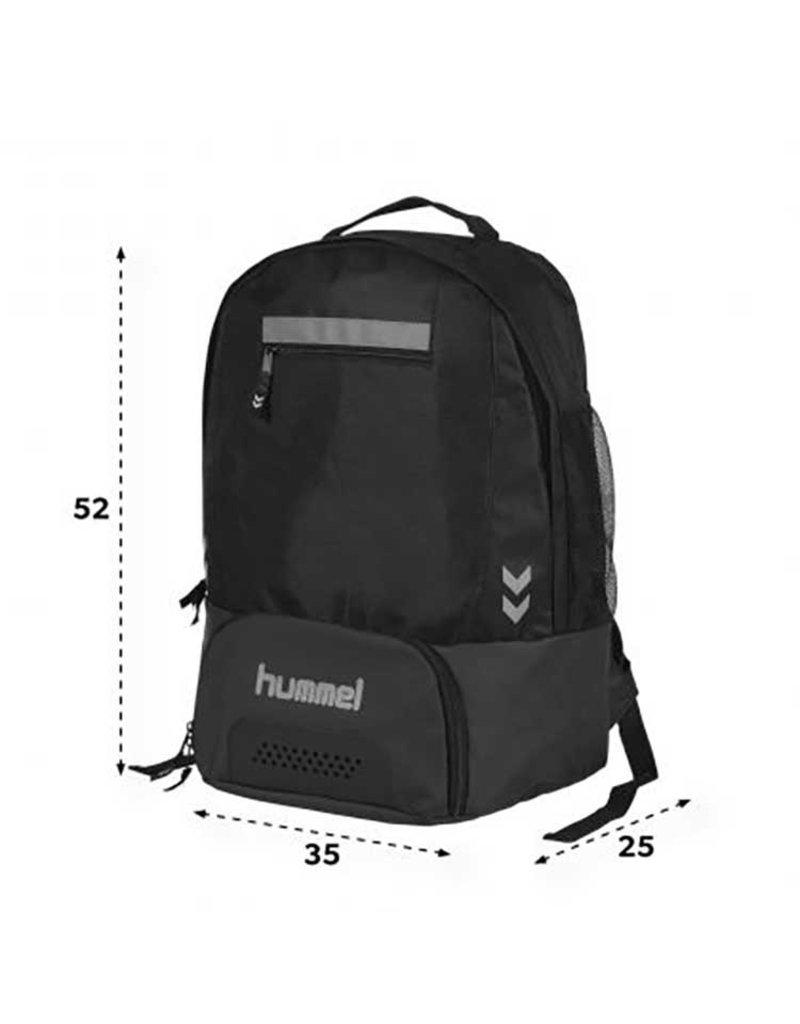 Hummel Leeston Backpack Zwart