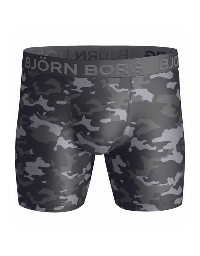 Bjorn Borg Tonal Camo Performance Shorts