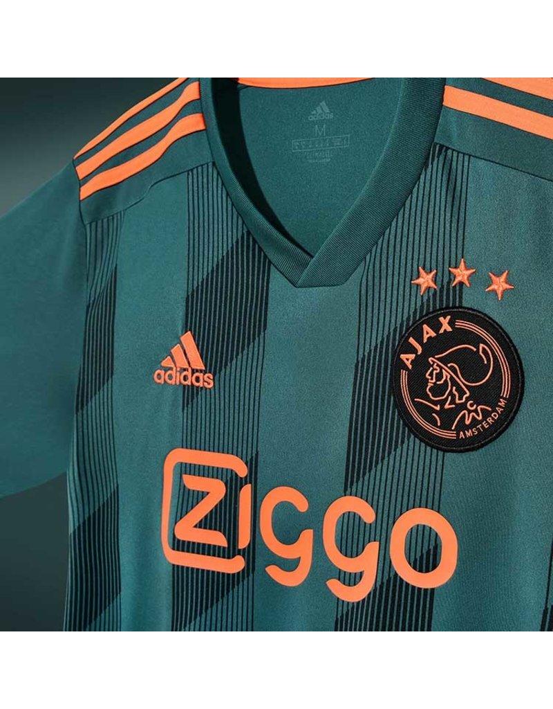 Adidas Ajax Uit Shirt Junior