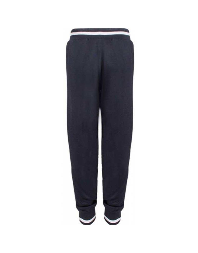Indian Maharadja Knitted Pants-NAVY