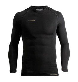 Knapman Body Encircled Compression Thermo Active Longsleeve KM00306-Zwart
