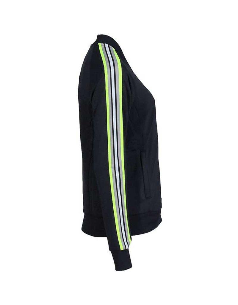 Bjorn Borg Jacket Toni  Navy/neon