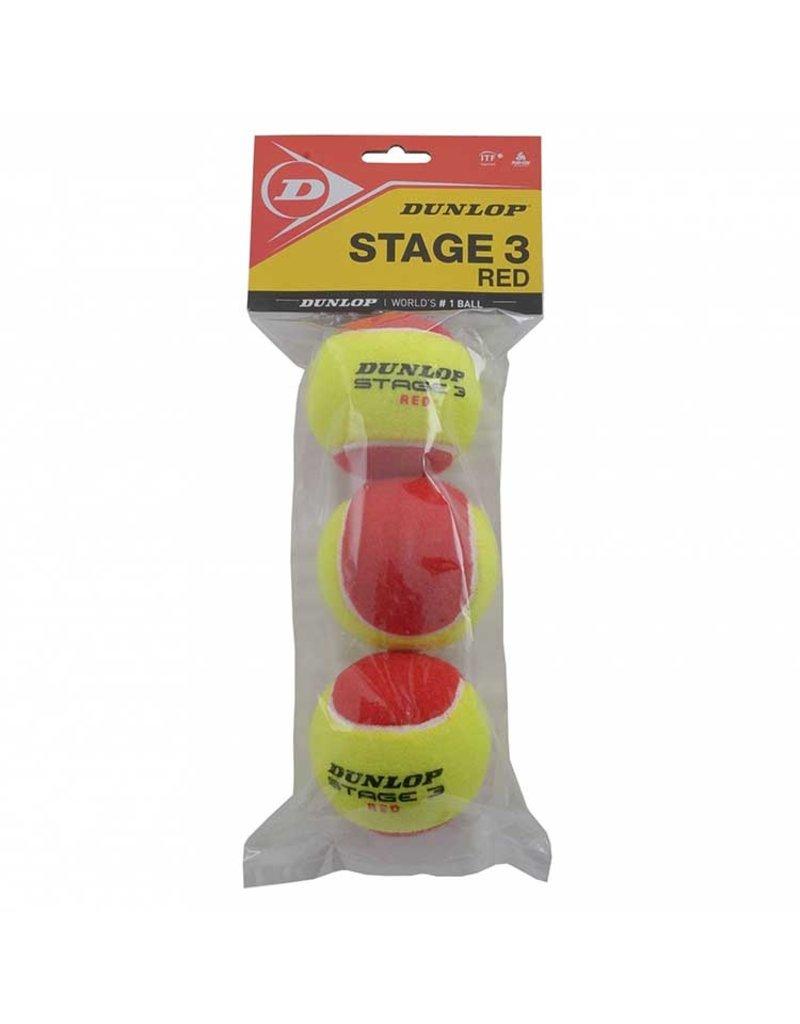 Dunlop Stage 3 tennisballen