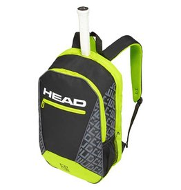 Head Backpack Core  geel wz