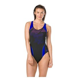 Speedo Badpak End Bloom Pl Race Back