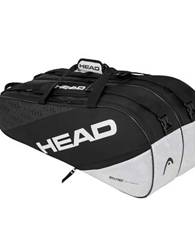 Head Elite 6R Combi 6 Rackets Thermobag