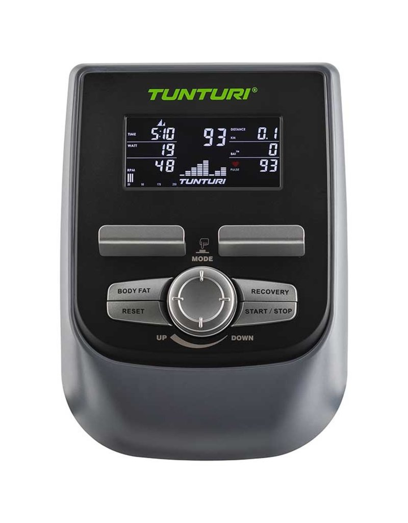 Tunturi Hometrainer Performance E60