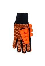 Brabo Indoor Glove F2.1 Left Hand Oranje Zaalhandschoen