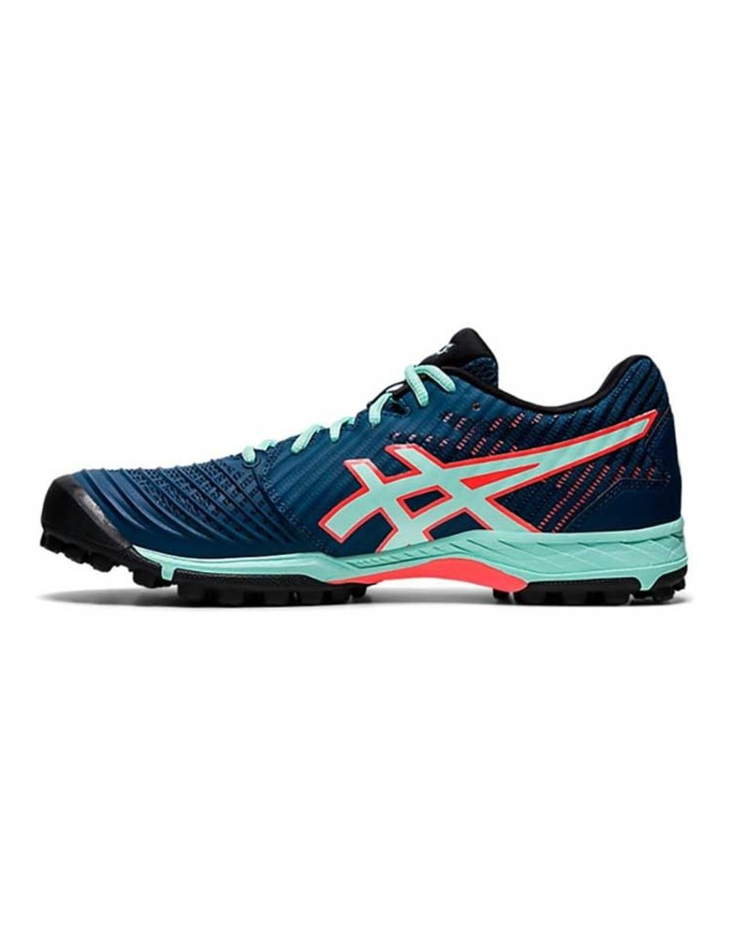 Asics Field Ultimate FF Dames Hockeyschoen Blauw