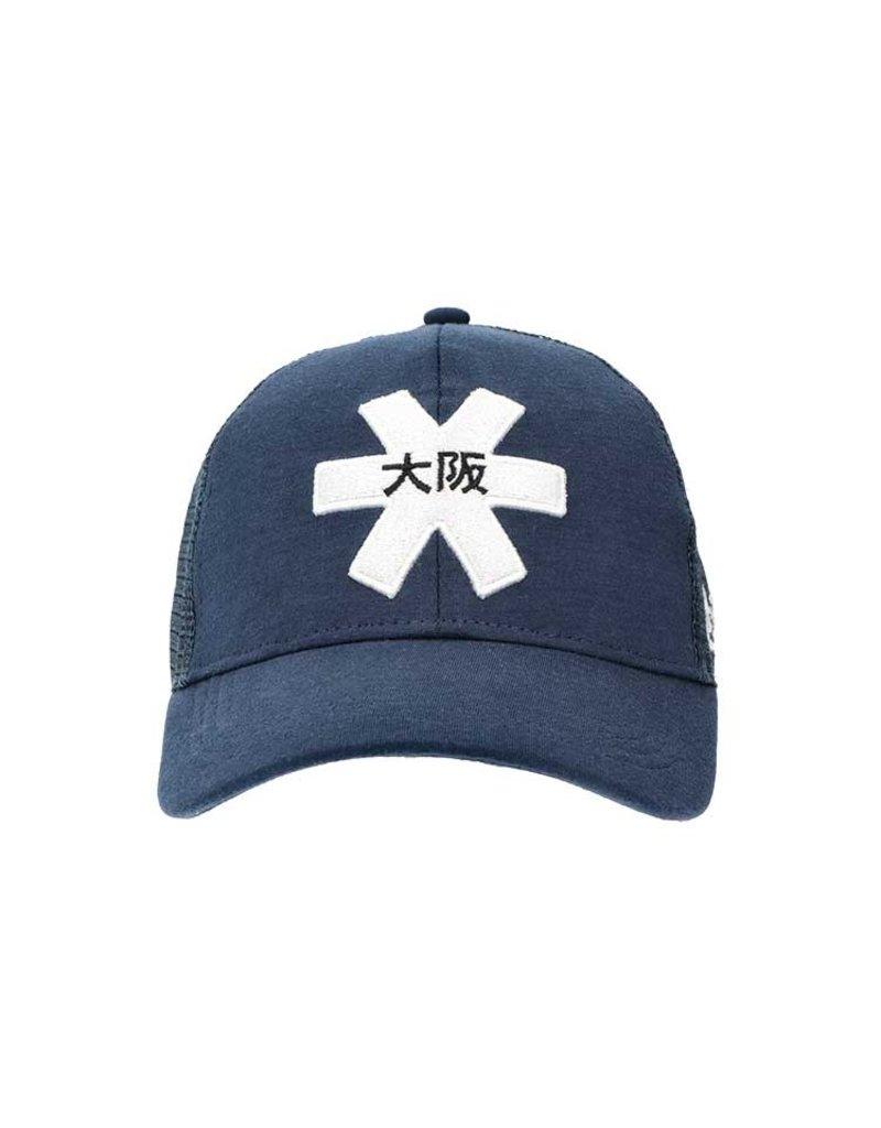 Osaka Trucker Cap Blauw