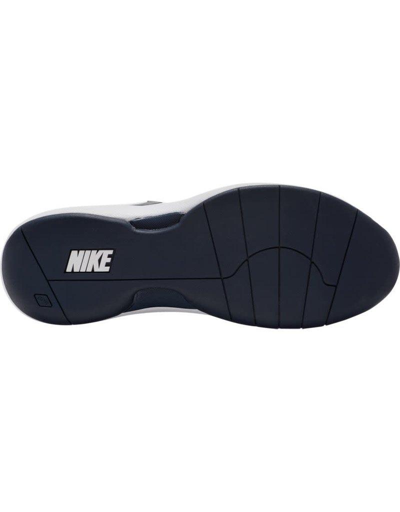 Nike Air Zoom Prestige Zaal Tennisschoen Wit Blauw