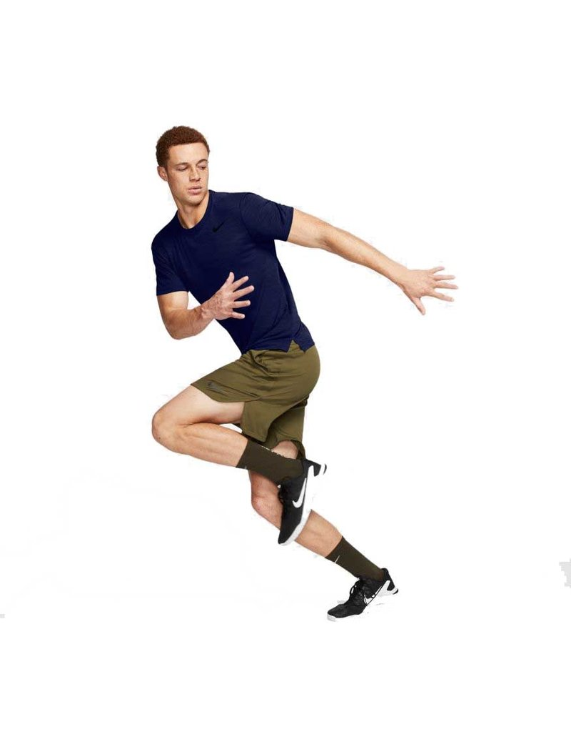 Nike Superset Heren Shirt Donkerblauw