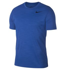 Nike Superset Heren Shirt Blauw