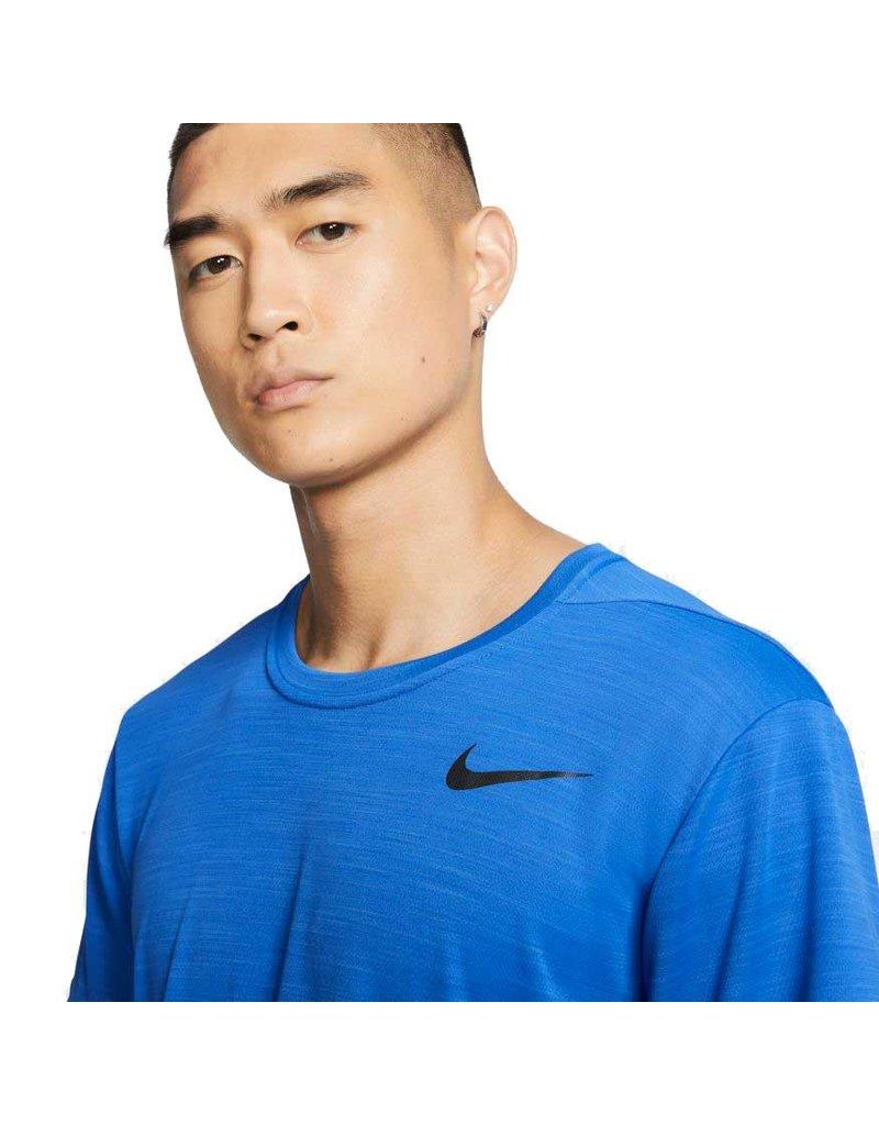 Nike Superset Heren Shirt Blauw