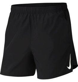 """Nike Challenger 5"""" Brief Zwart Hardloopshort"""