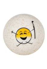 Reece Emoticon Hockeybal Goud