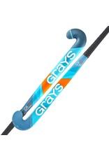 Grays GX2000 Dynabow Hockeystick Blauw