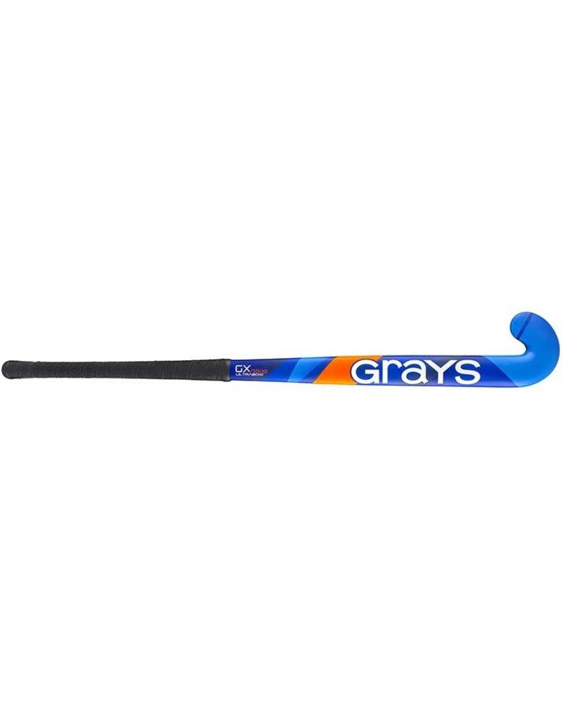 Grays GX1000 Ultrabow Hockeystick Blauw