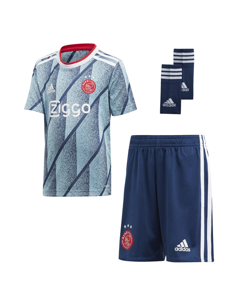 Adidas Ajax Uit Minikit Junior 20/21