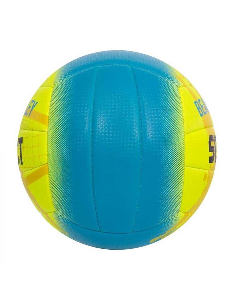 Select Champions Beach Volleybal Blauw Geel