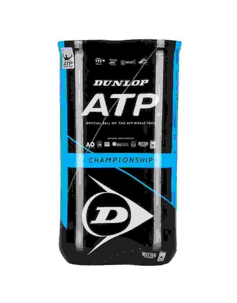 Dunlop ATP Tennisbal 2x4 met Bidon
