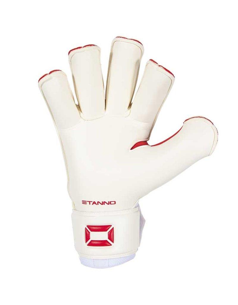 Stanno Ultimate 2 Keepershandschoenen Wit Rood