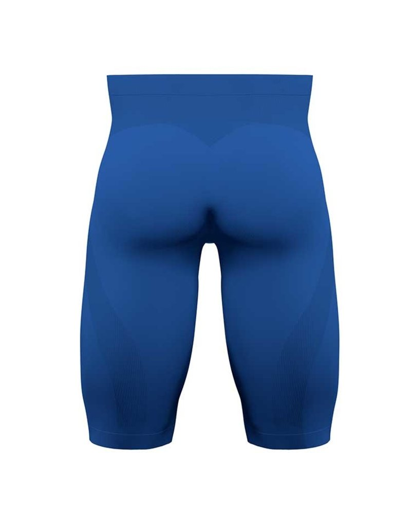 Knapman Zoned Compression Short Performance Blauw
