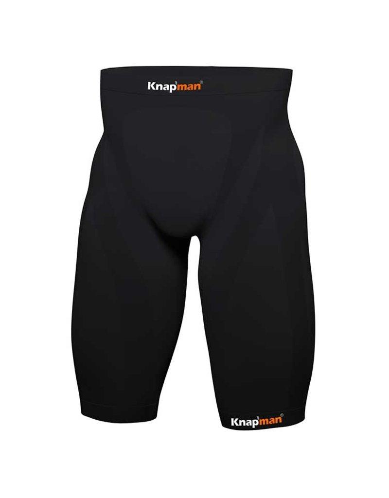 Knapman Zoned Compression Short Performance Zwart