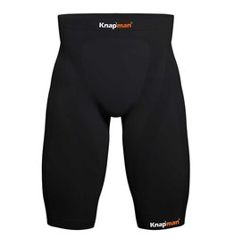 Knapman Zoned Compression Short Performance Zwart