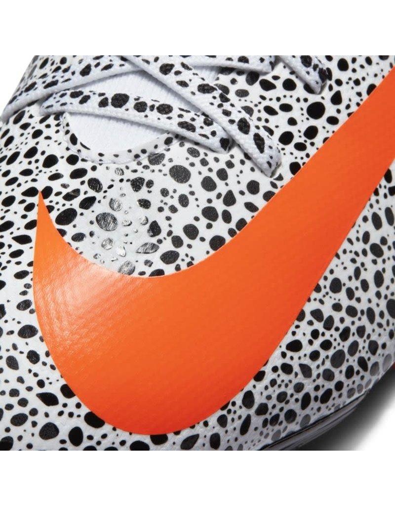 Nike Mercurial Superfly 7 CR7 Junior Voetbalschoenen Zwart Wit