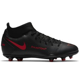 Nike Phantom GT Club DF Junior Voetbalschoenen Zwart