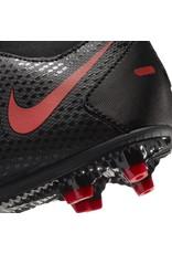 Nike Phantom GT Club DF Junior Voetbalschoenen Zwart
