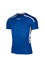 Hummel Preston Shirt Blauw junior