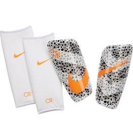 Nike Mercurial Lite Scheenbeschermers CR7 Zwart Wit