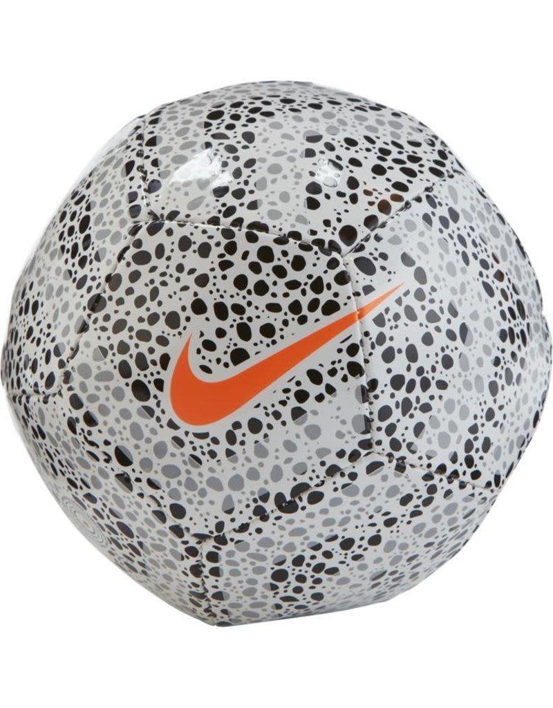 Nike Strike CR7 Mini Voetbal Zwart Wit