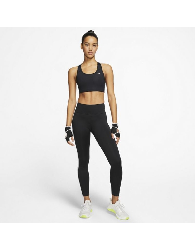 Nike Medium-Support Sport BH Zwart