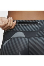 Nike Fast Running Tight Hardloopbroek Dames Zwart