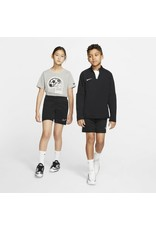 Nike Dri-Fit Academy Short Junior Zwart
